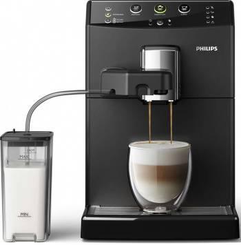 Кофемашина Philips HD8829/09 черный/серебристый