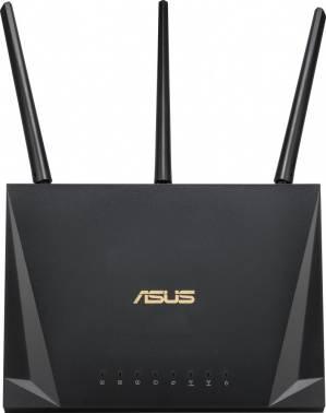 Маршрутизатор беспроводной Asus RT-AC65P черный