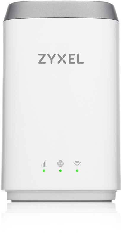 Маршрутизатор беспроводной Zyxel LTE4506-M606 v2 белый (LTE4506-M606-EU01V2F) - фото 1