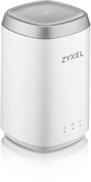 Маршрутизатор беспроводной Zyxel LTE4506-M606 v2 белый (LTE4506-M606-EU01V2F) - фото 2