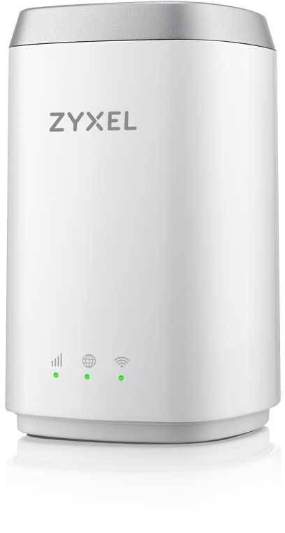 Маршрутизатор беспроводной Zyxel LTE4506-M606 v2 белый (LTE4506-M606-EU01V2F) - фото 3