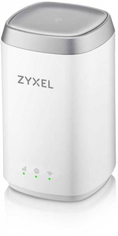 Маршрутизатор беспроводной Zyxel LTE4506-M606 v2 белый (LTE4506-M606-EU01V2F) - фото 4