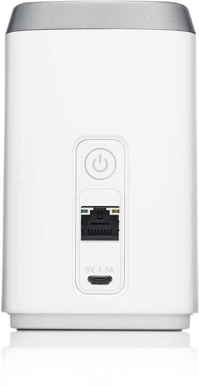 Маршрутизатор беспроводной Zyxel LTE4506-M606 v2 белый (LTE4506-M606-EU01V2F) - фото 5