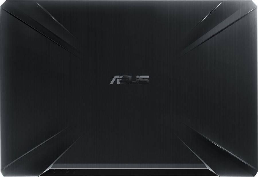 "Ноутбук 15.6"" Asus TUF Gaming FX504GD-E41146T серый (90NR00J3-M20260) - фото 6"