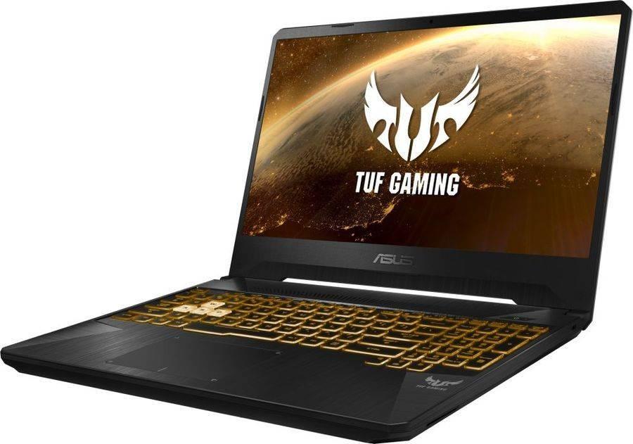 "Ноутбук 15.6"" Asus TUF Gaming FX505GD-BQ253 темно-серый (90NR00T1-M04700) - фото 3"