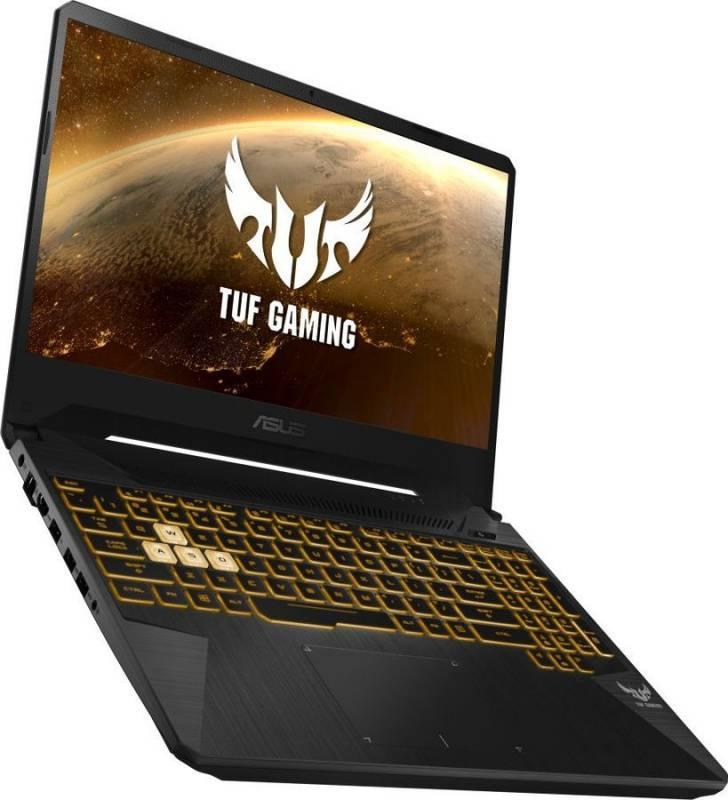 "Ноутбук 15.6"" Asus TUF Gaming FX505GD-BQ253 темно-серый (90NR00T1-M04700) - фото 4"
