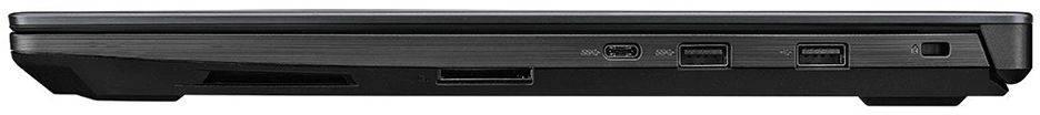 """Ноутбук 15.6"""" Asus ROG GL503GE-EN272 черный (90NR0081-M05450) - фото 7"""