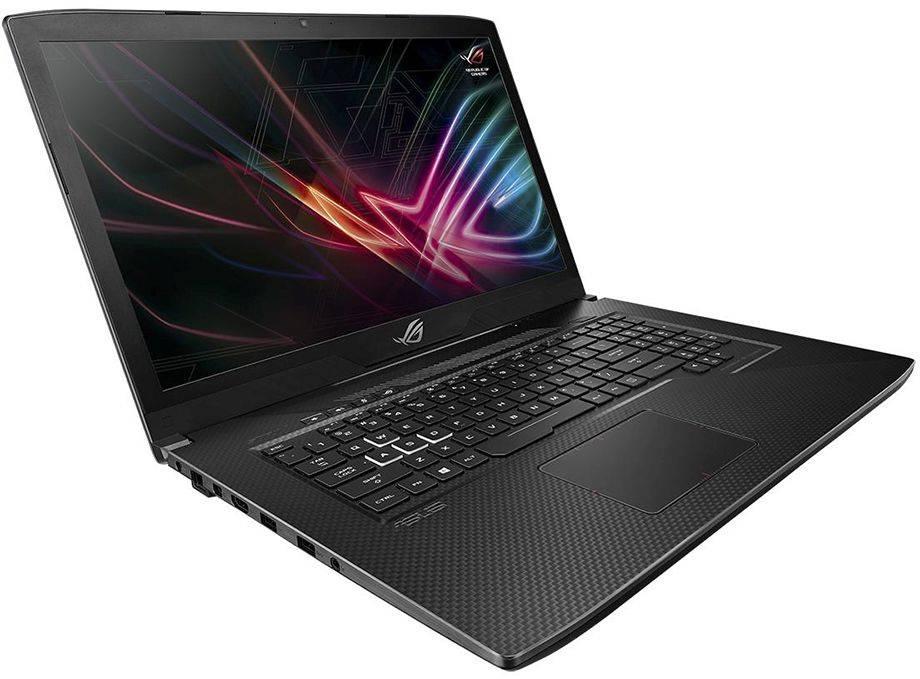 """Ноутбук 15.6"""" Asus ROG GL503GE-EN272T черный (90NR0081-M05460) - фото 2"""