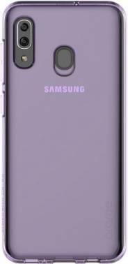 Чехол Samsung araree A cover, для Samsung Galaxy A20, фиолетовый (GP-FPA205KDAER)