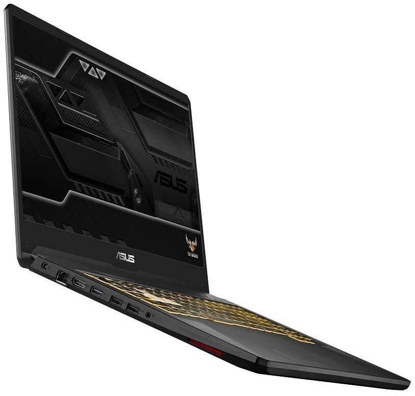 "Ноутбук 17.3"" Asus TUF Gaming FX705GE-EW182 темно-серый (90NR00Z1-M03670) - фото 3"