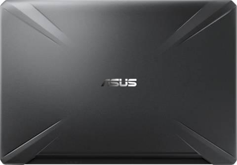 "Ноутбук 17.3"" Asus TUF Gaming FX705GM-EW181 темно-серый (90NR0121-M04110) - фото 5"