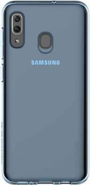 Чехол Samsung araree A cover, для Samsung Galaxy A20, синий (GP-FPA205KDALR)