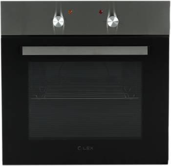 Духовой шкаф электрический Lex EDM 040 IX нержавеющая сталь (CHAO000335)