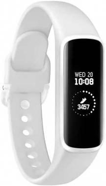 Смарт-часы SAMSUNG Galaxy Fit-e белый (SM-R375NZWASER)