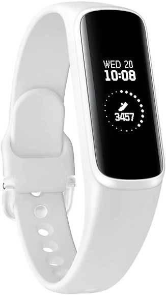 Смарт-часы SAMSUNG Galaxy Fit-e белый (SM-R375NZWASER) - фото 2