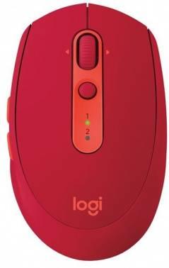 Мышь Logitech M590 красный (910-005199)