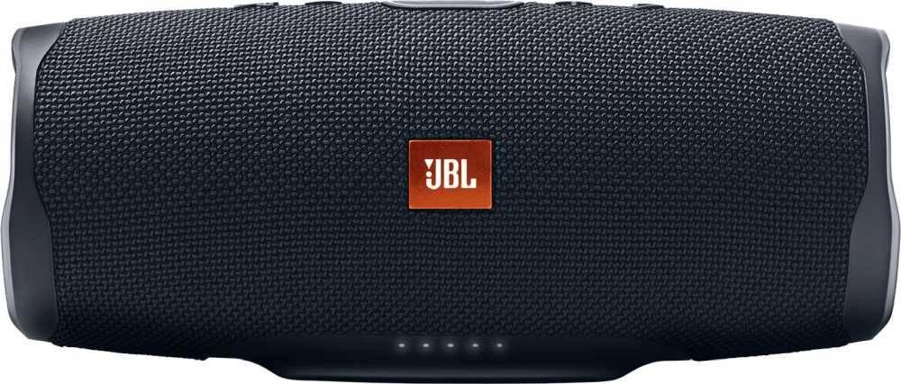 Колонка портативная JBL Charge 4 + наушники JBLT110BTBLU черный - фото 1