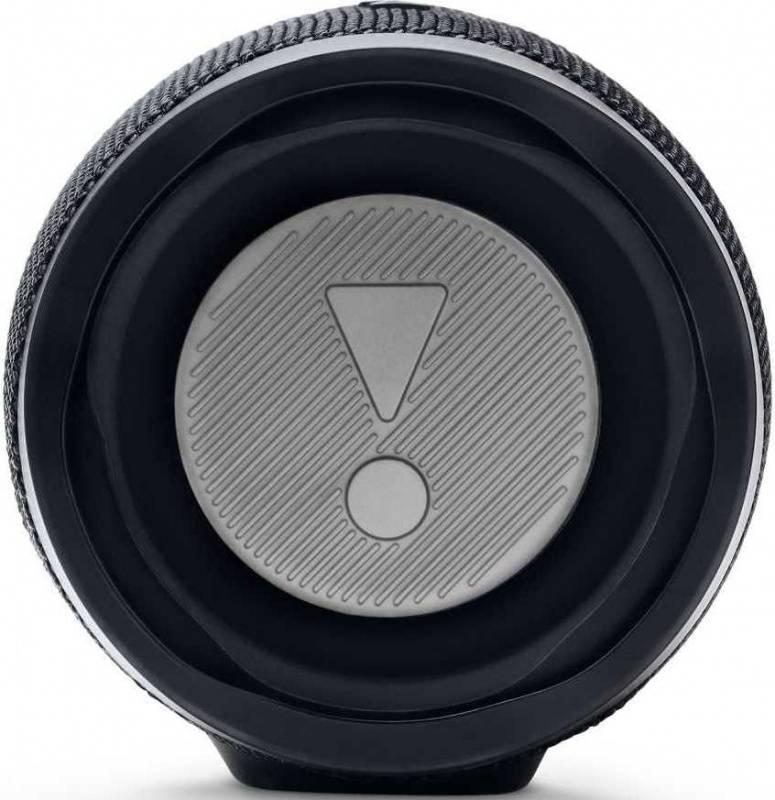 Колонка портативная JBL Charge 4 + наушники JBLT110BTBLU черный - фото 4