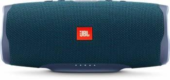 Колонка портативная JBL Charge 4 + наушники JBLT110BTBLU синий