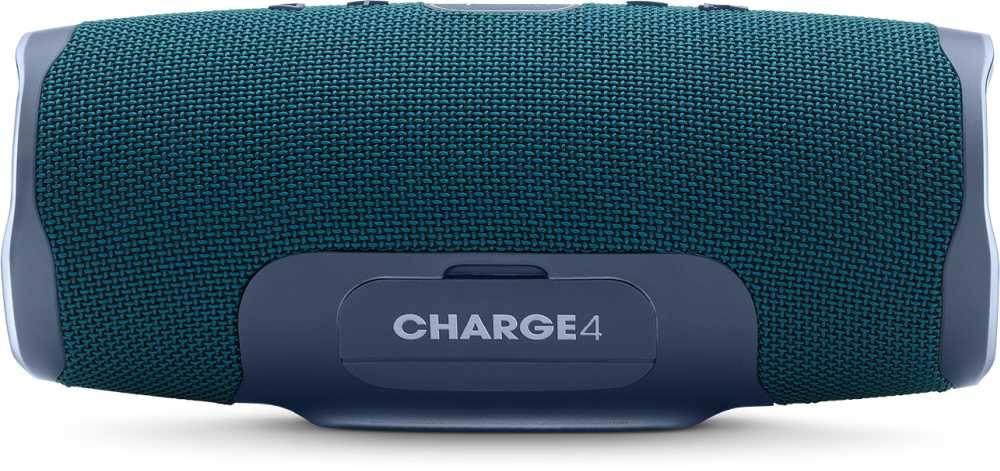 Колонка портативная JBL Charge 4 + наушники JBLT110BTBLU синий - фото 2