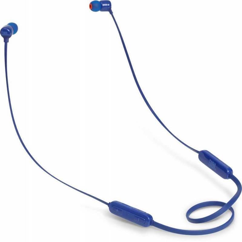 Колонка портативная JBL Charge 4 + наушники JBLT110BTBLU синий - фото 7