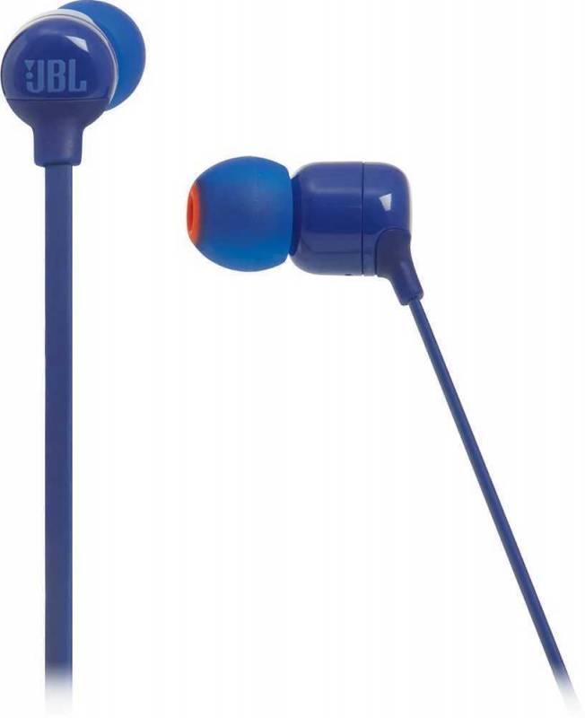 Колонка портативная JBL Charge 4 + наушники JBLT110BTBLU синий - фото 9
