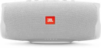 Колонка портативная JBL Charge 4 + наушники JBLT110BTBLU белый