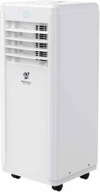 Кондиционер мобильный Royal Clima Moderno RM-MD45CN-E серебристый/белый