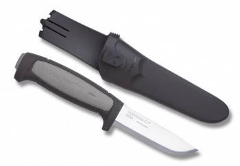 Нож Mora Robust серый/черный (12249)