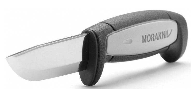 Нож Mora Robust серый/черный (12249) - фото 3