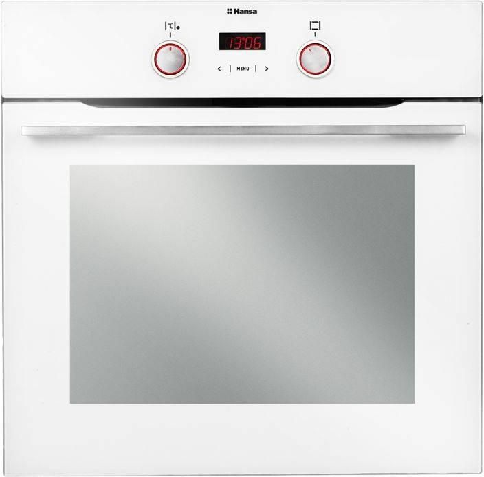 Духовой шкаф электрический Hansa BOEW60475 белый - фото 1