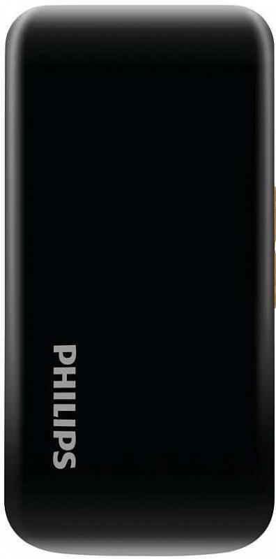 Мобильный телефон Philips Xenium E255 черный (8670 001 59925) - фото 1