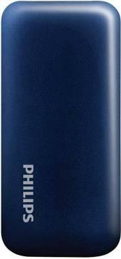 Мобильный телефон Philips Xenium E255 синий (8670 001 59927)