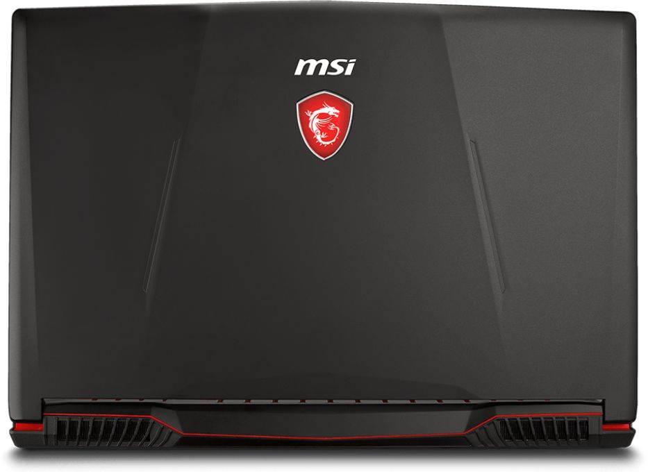 "Ноутбук 15.6"" MSI GL63 8SDK-482RU черный (9S7-16P732-482) - фото 3"