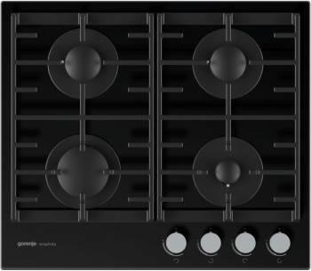 Газовая варочная поверхность Gorenje Simplicity GT641SY2B черный