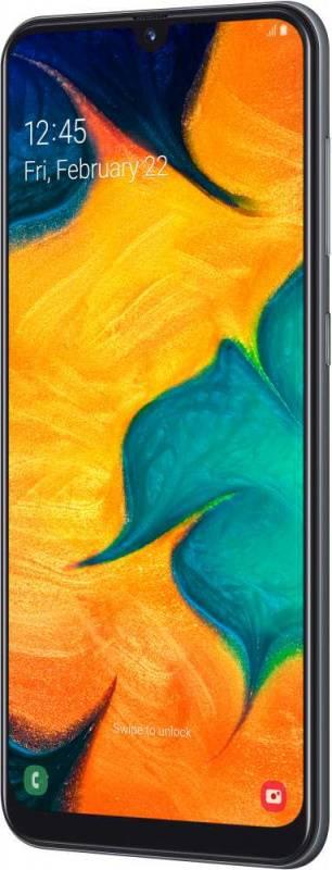 Смартфон Samsung Galaxy A30 SM-A305F 64ГБ черный (SM-A305FZKOSER) - фото 4