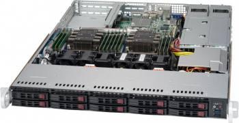 Корпус SuperMicro CSE-116AC2-R706WB2 2 x 750 Вт черный (CSE-116AC2-R706WB2)