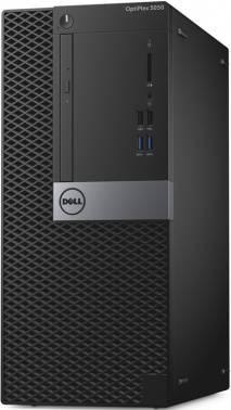Компьютер Dell Optiplex 5050 черный/серебристый (5050-1116)