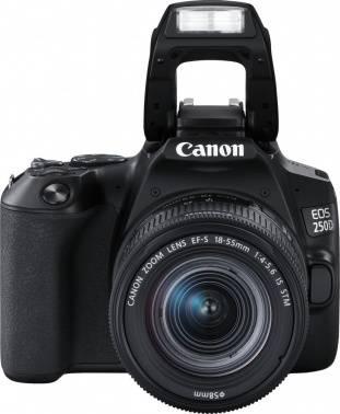 Фотоаппарат Canon EOS 250D черный, 1 объектив (3454C002)