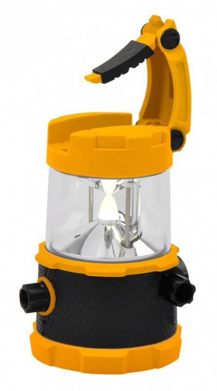 Походный (кемпинговый) фонарь AceCamp Lantern scorpion оранжевый (1037) - фото 1