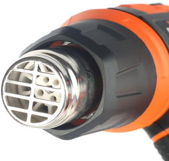 Технический фен Patriot HG 205 (170301305) - фото 4