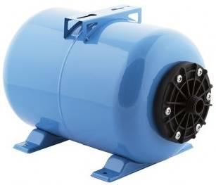 Гидроаккумулятор Джилекс 24 ГП 24л 8бар синий (7027)