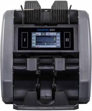 Счетчик банкнот Dors 800 серый металик (FRZ-022740)