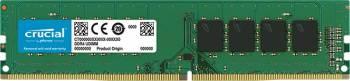 Модуль памяти DIMM DDR4 16Gb Crucial (CT16G4DFD832A)