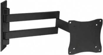 Кронштейн для телевизора Arm Media LCD-7101 черный (10014)