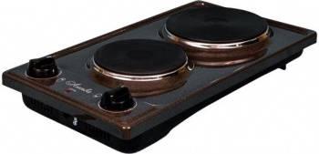 Плита Электрическая Лысьва ЭПБ 22 коричневый/рябчик