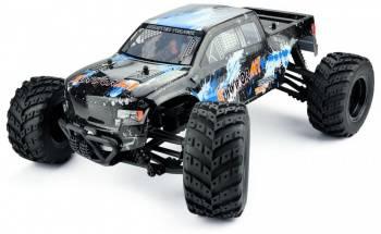 Машина радиоуправляемая HBX Survivor MT пластик/металл синий/черный (HBX-12813)