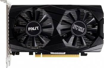 Видеокарта Palit GTX1650 DUAL OC 4G 4096 МБ (NE51650T1BG1-1171D)