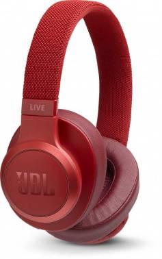 Гарнитура JBL LIVE500BT красный (JBLLIVE500BTRED)
