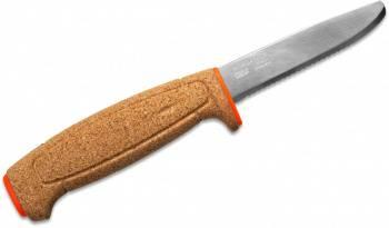 Нож Morakniv Floating Serrated оранжевый (13131)